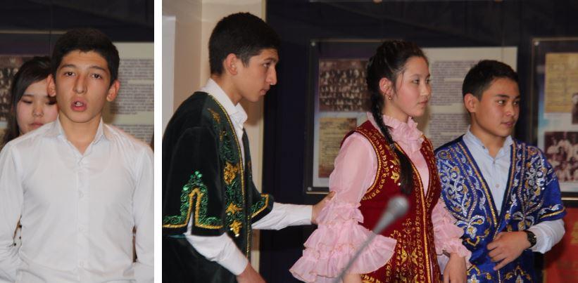 adilgazy kaiyrbecov meeting 2 - Ақын Әділғазы Қайырбековпен кездесу