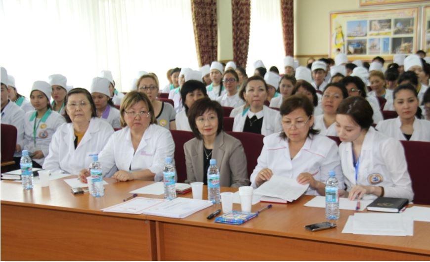 conference.[1] - «Медициналық ғылым, білім, және практикалық интеграция» атты жыл сайын өтетін студенттердің ғылыми-практикалық конференция