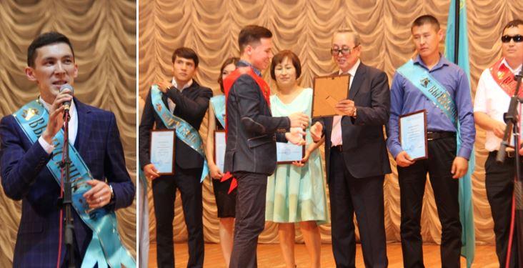 diploma ceremony - 2016 жылғы колледж түлектеріне диплом табысталды