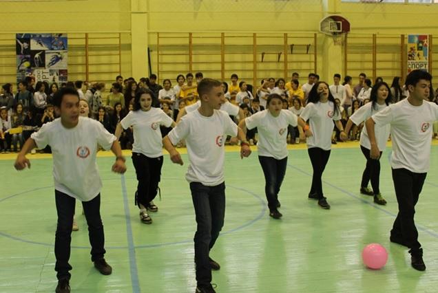 flashmob - Городской конкурс на лучший танцевальный флеш - моб