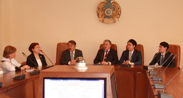 kazak japan center 2 - Қазақстан-Жапон медициналық-ақпараттық орталығының ашылуы