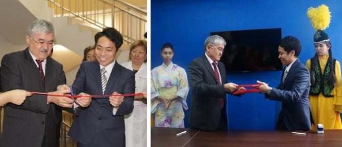 kazak japan center 3 - Қазақстан-Жапон медициналық-ақпараттық орталығының ашылуы