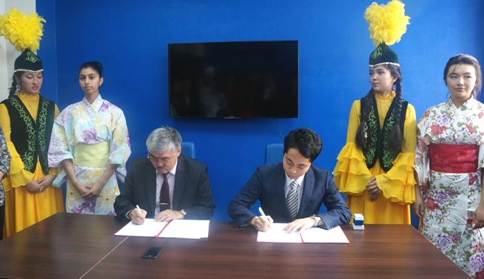 kazak japan center - Қазақстан-Жапон медициналық-ақпараттық орталығының ашылуы