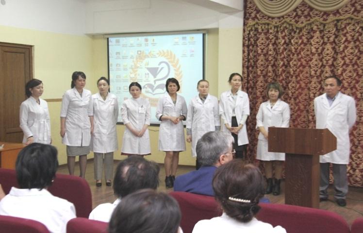 participants 2 - Лучший преподаватель Республиканского медицинского колледжа - 2016