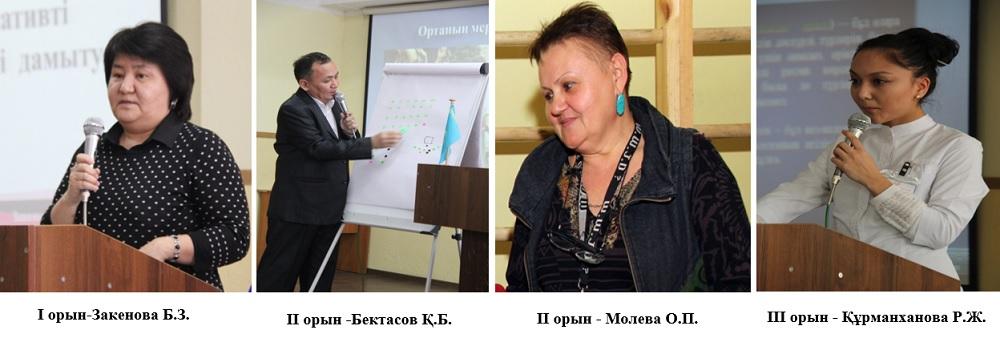 winners - Дәстүрлі Педагогикалық оқулар
