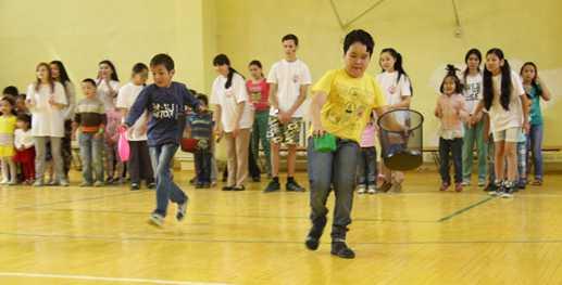 balalar1 - 1 маусым - Халықаралық балаларды қорғау күні