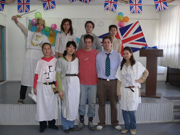 eng3 - English club